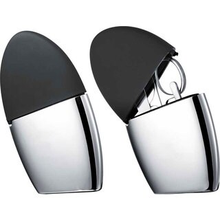 Visol Shape Stainless Steel Manicure Travel Gift Set