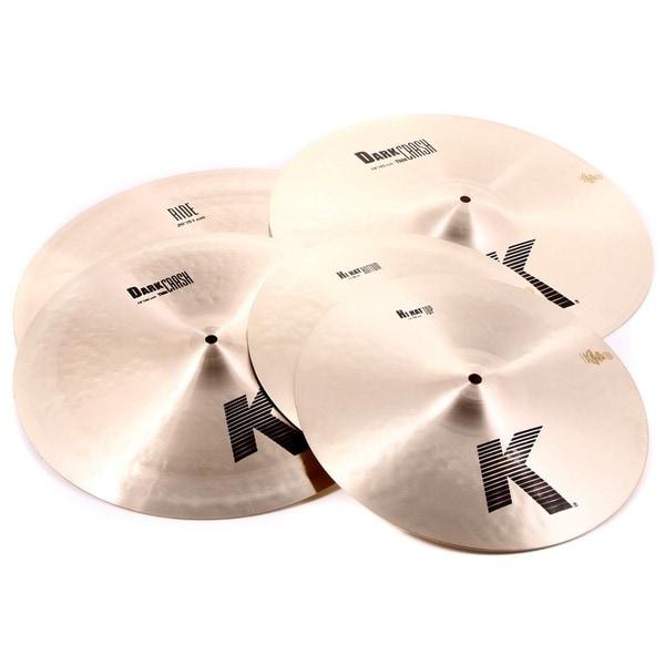 Zildjian K Series K0800 4 Cymbal Pack