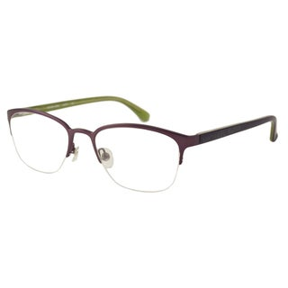 Michael Kors Men's/ Unisex MK737 Semi-Rimless Reading Glasses