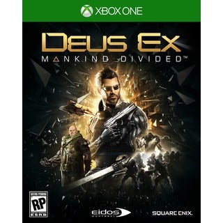 Deus Ex: Mankind Divided-For Xbox One