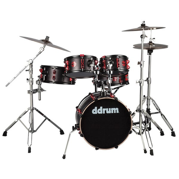 Ddrum Hybrid 5-piece Compact Kit