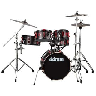 Ddrum Hybrid 5-piece Compact Kit (Option: Red)|https://ak1.ostkcdn.com/images/products/10074793/P17218489.jpg?impolicy=medium