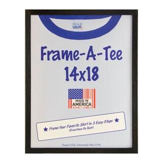 T-Shirt Frame 14x18 (Option: Beige)