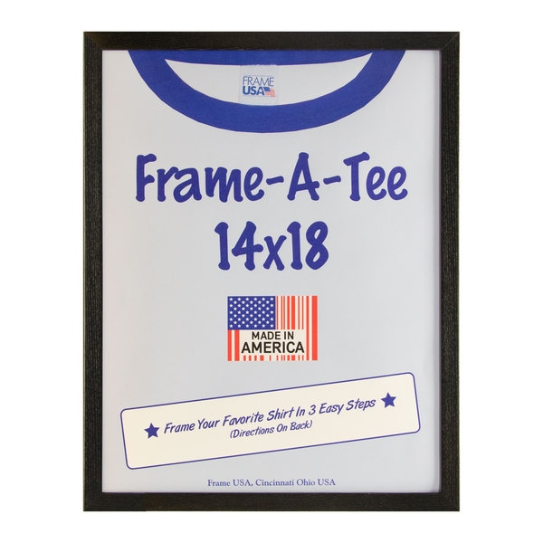 T Shirt Frame 14x18 Free Shipping On Orders Over 45