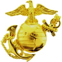 United States Marine Corps Enlisted Pin