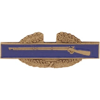 United States Army Combat Infantry Badge Pin