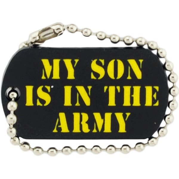US Army My Son Is In The Army Pin