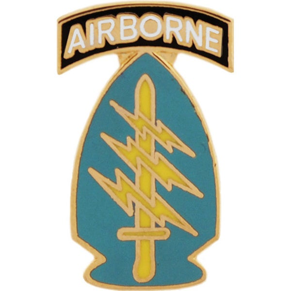 United States Army Special Forces Emblem Pin