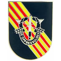 US Army Special Forces Shield Pin