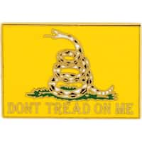 Don't Tread On Me Pin