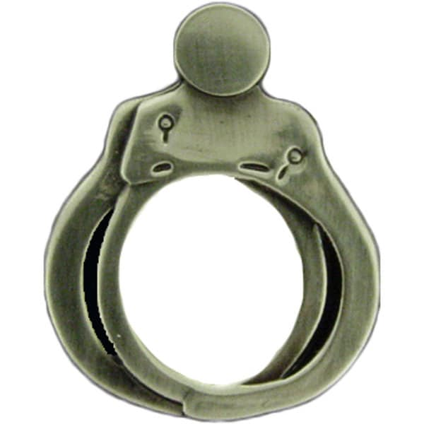 Police Handcuffs Pin