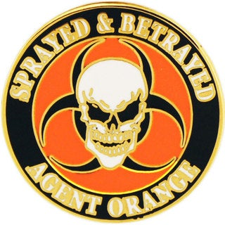 Agent Orange Vietnam Pin