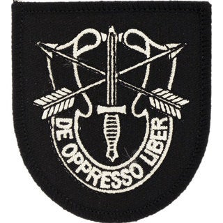 Special Forces De Oppresso Liber Patch