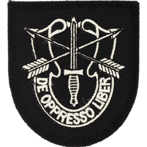 Special Forces De Oppresso Liber Patch