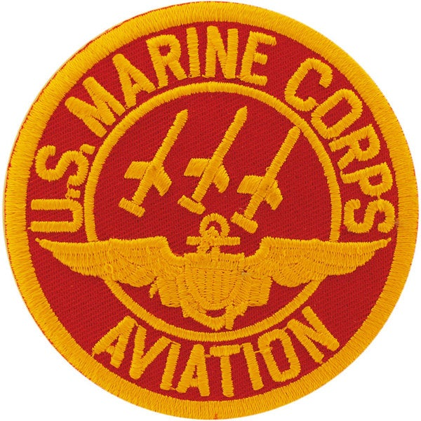 US Marine Corps Aviation Patch