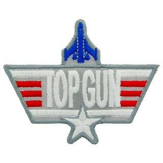 US Navy Top Gun Jet Patch