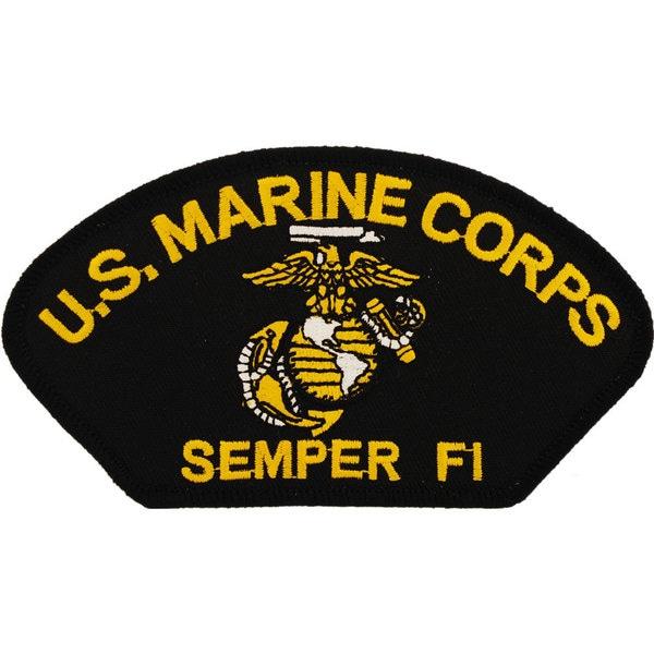 US Marine Corps Semper Fi Logo Patch Free Shipping On  : US Marine Corps Semper Fi Logo Patch 4d97082e 6083 4dc7 b529 3d5baa99b877600 from www.overstock.com size 600 x 600 jpeg 29kB