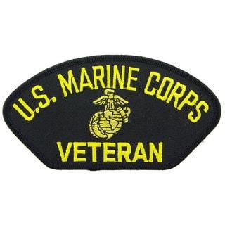 US Marine Corps Veteran Patch
