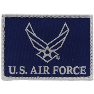 US Air Force Flag Patch