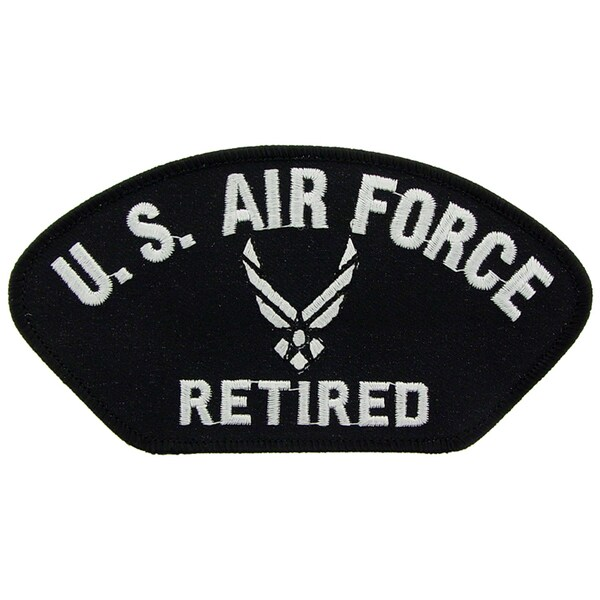 US Air Force Logo Retired Patch