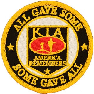 KIA America Remembers Patch