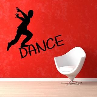 Dance Vinyl Wall Art