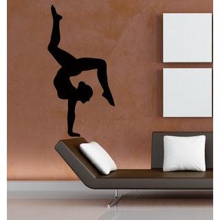 Yoga Sticker Vinyl Wall Art