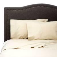 Gracewood Hollow Jane Linen Cotton Blend 4-piece Sheet Sets