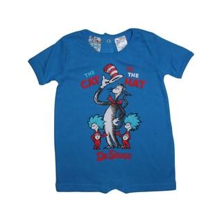 Dr. Seuss Blue Cat in the Hat