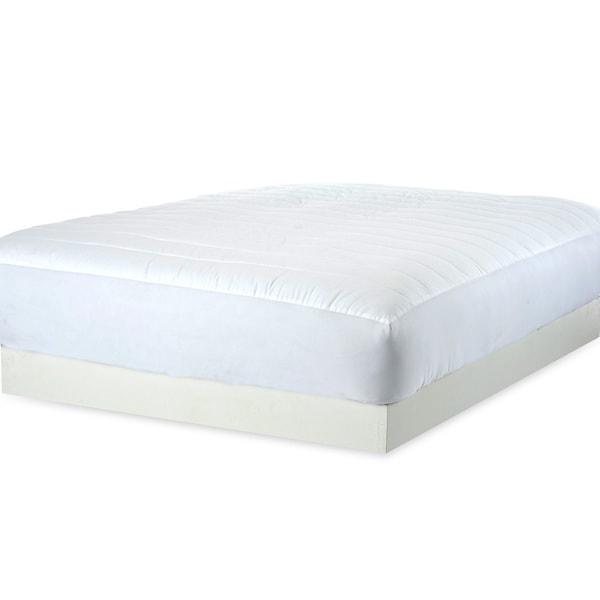 The Dream 233 Thread Count 100-percent Cotton Mattress Pad