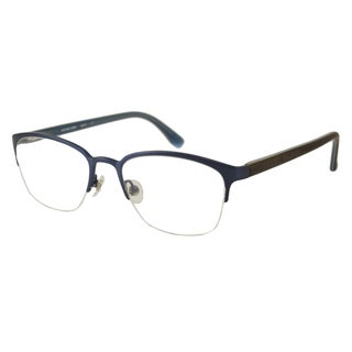 Michael Kors Men's/ Unisex MK737 Semi-Rimless Optical Frames
