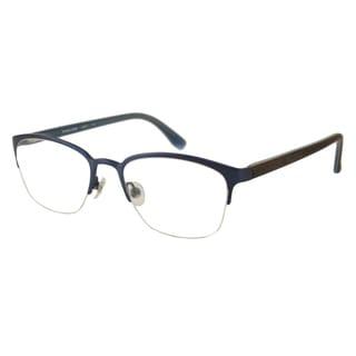 Michael Kors Men's/ Unisex MK737 Semi-Rimless Optical Frames