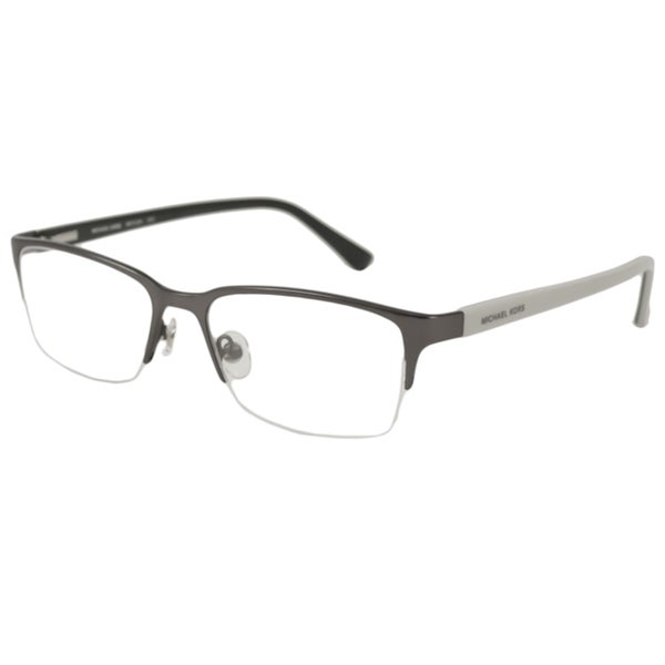 Mens Rimless Eyeglasses : Michael Kors Mens MK742M Semi-Rimless Reading Glasses ...