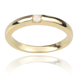 Journee Collection Sterling Silver Diamond Accent Ring