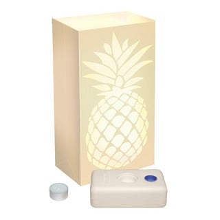 Pineapple Luminaria Kit (12-count)