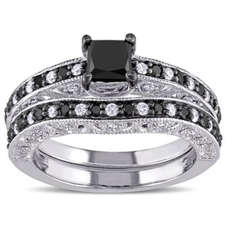 Sterling Silver Bridal Sets Shop The Best Wedding Ring Sets