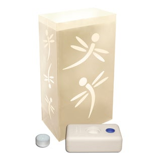 Dragonfly Luminaria Kit (12-count)