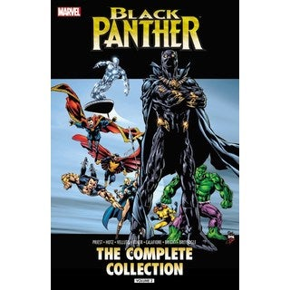 Black Panther 2: The Complete Collection (Paperback)