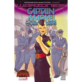 Captain Marvel & the Carol Corps (Paperback)