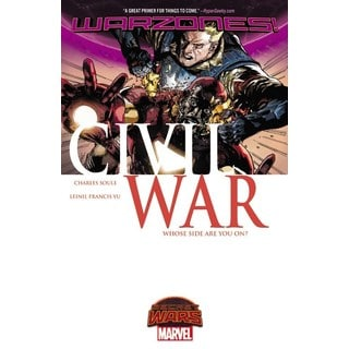 Warzones!: Civil War (Paperback)