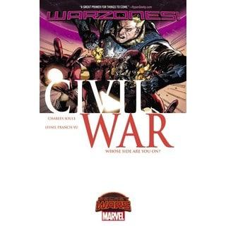 Warzones!: Civil War (Paperback)