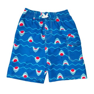 Jump'N Splash Boy's Jaws Shark Swim Trunk