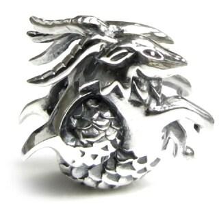 Queenberry Sterling Silver Capricorn Zodiac European Bead Charm