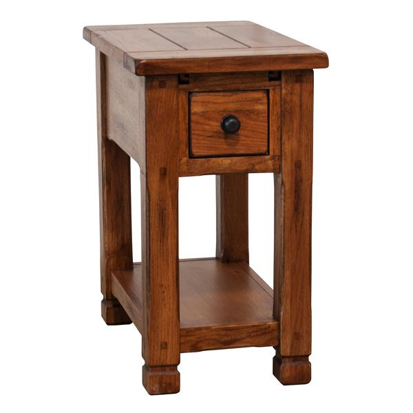 Shop Sunny Designs Sedona Chair Side Table Free Shipping