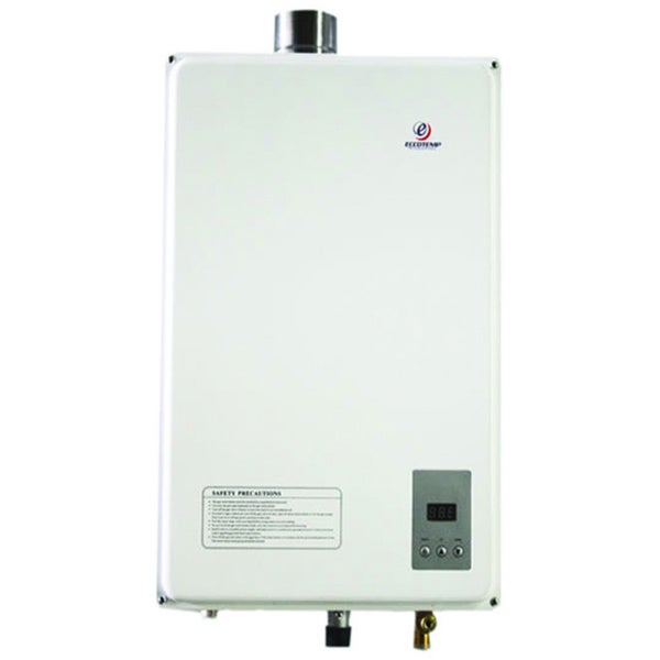 Eccotemp Natural Gas Indoor Tankless Water Heater