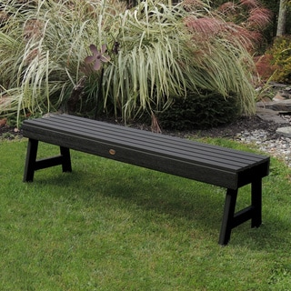 Highwood Eco-friendly Marine-grade Synthetic Wood Weatherly 5-foot Picnic Bench
