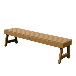 Highwood Eco-friendly Synthetic Wood Weatherly 5-foot Picnic Bench