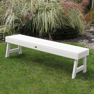 Highwood Eco-friendly Marine-grade Synthetic Wood Weatherly 5 ft. Picnic Bench