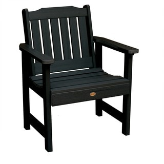 Highwood Marine-grade Synthetic Wood Lehigh Garden Chair (Eco-friendly)