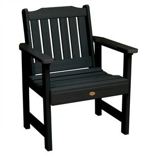 Highwood Eco-friendly Marine-grade Synthetic Wood Lehigh Garden Chair